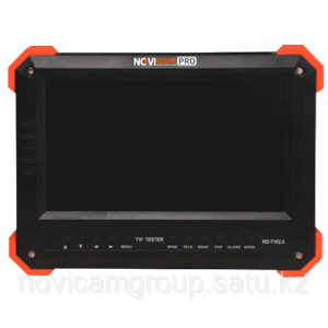 TVI TESTER NOVIcam PRO - Тестер для получения и настройки изображения с TVI, AHD и аналоговых камер
