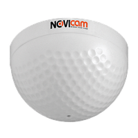 Внутренний активный микрофон с регулировкой усиления AM510G NOVIcam