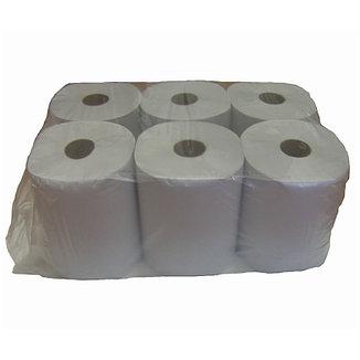 Рулонное бумажное полотенце для диспенсера, фото 2