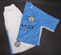 Футбольная форма Manchester City (Манчестер Сити), фото 1