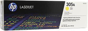 Картридж лазерный Желтый Yellow НР (№305A) для HP 300/300mlp, 400/400mlp