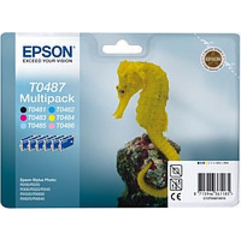 Картридж Epson C13T04874010 R300 (T048)