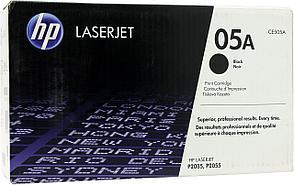 Картридж лазерный Черный  НР (№05A) для HP HP LaserJet P2035 / 2055