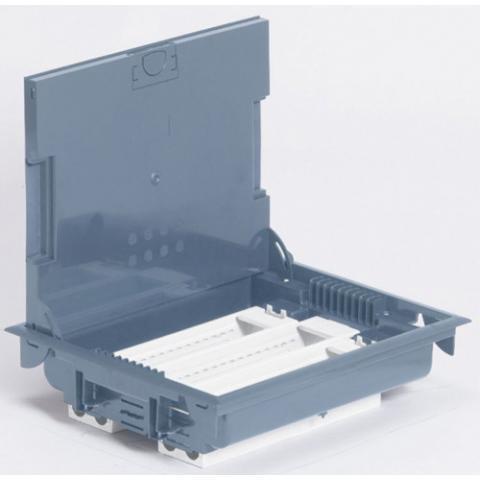 Коробка напольная Legrand 089611 75-105мм