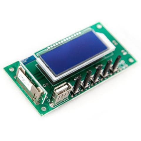 Встраиваемый проигрыватель CVGaudio M023-LCD