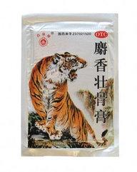 Пластырь- Тигр согревающий