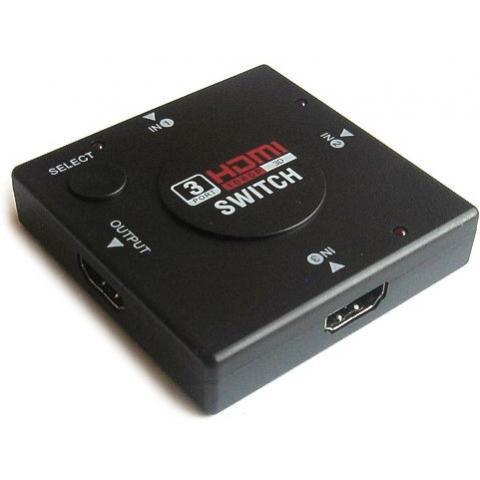 Коммутатор V-T Mini HDMI-301 HDMI