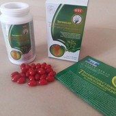 Травянное растение китайской медицины в банке