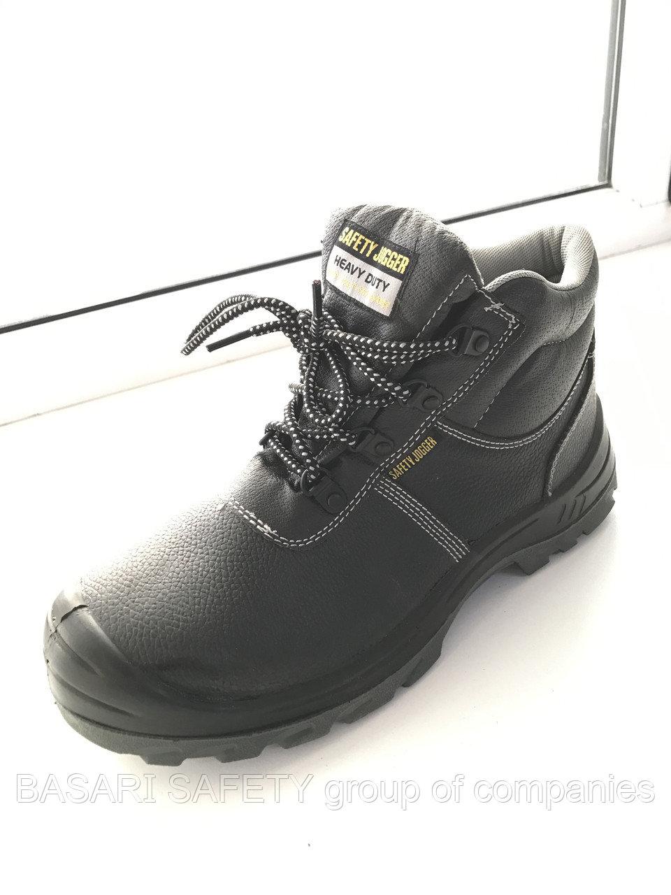 """Рабочая обувь, Защитные полуботинки """"SAFETY JOGGER"""""""