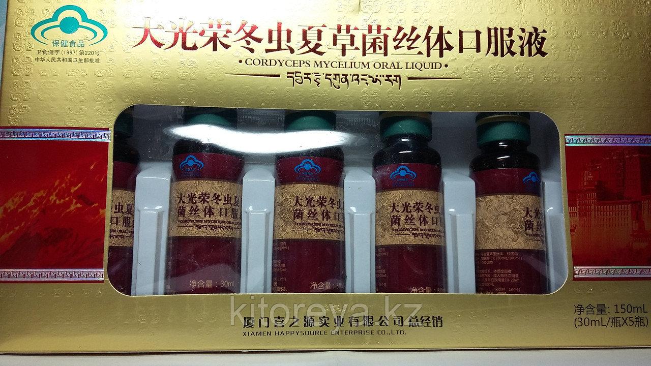 Жидкий кордицепс Императорский Королевский ( 5шт - 30 мг)