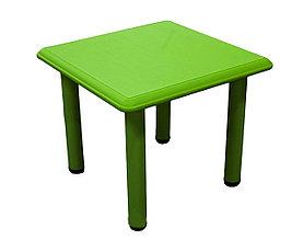 Детский столик квадратный