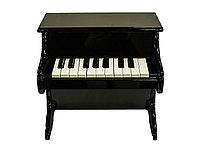 Детское пианино, 33*24*30 см, черный