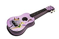 Гитара детская, 50 см, фиолетовый