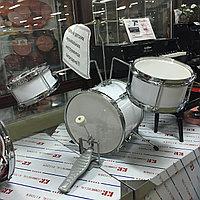 Детская барабанная установка, высота 64 см, фото 1