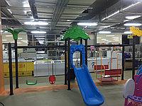 Игровой комплекс качеля горки, фото 1