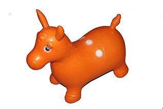 Надувная лошадка