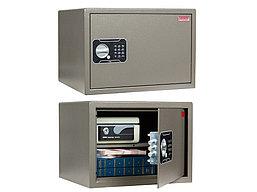 Офисный и мебельный сейф AIKO TM.25EL (250х340х280)