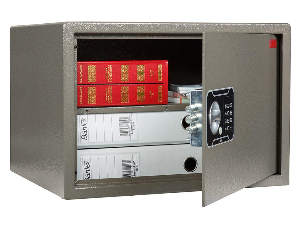 Офисный и мебельный сейф AIKO TM.30EL (300х440х355)