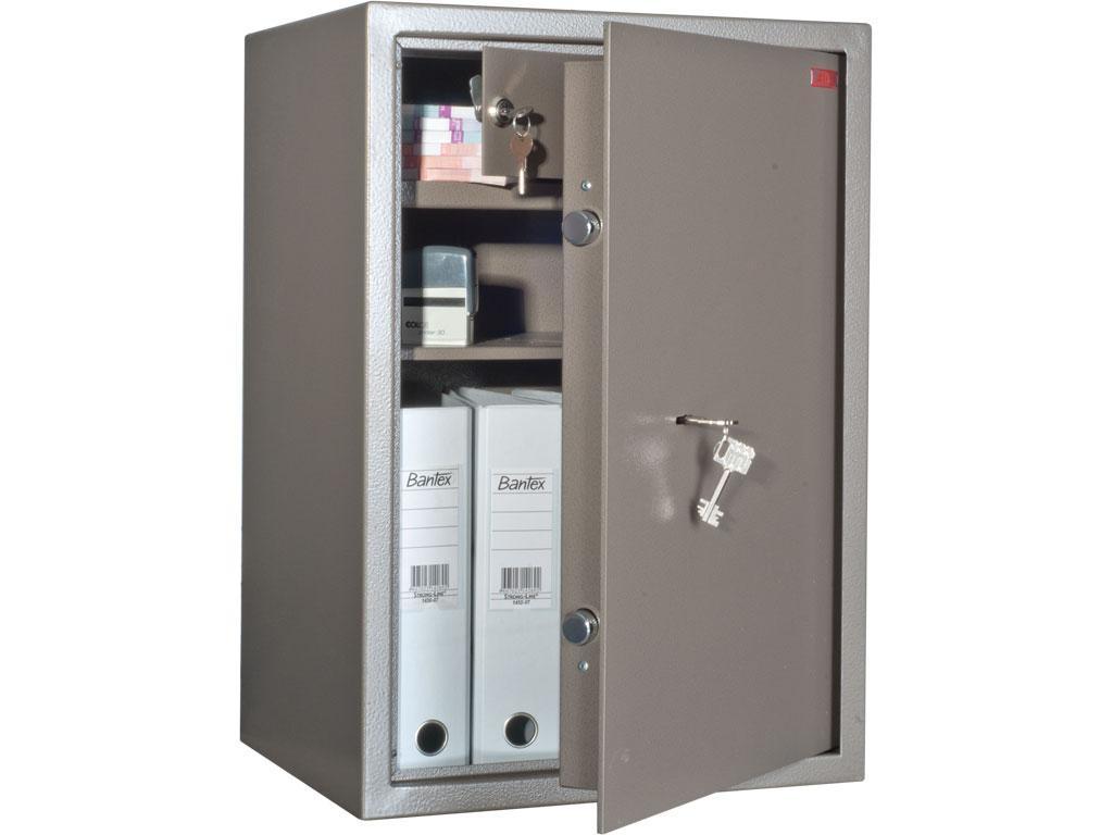 Офисный и мебельный сейф AIKO TM.63 Т (630х440х355)
