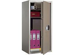 Офисный и мебельный сейф AIKO TM.90 ТEL (900х440х355)