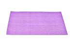 0607 FISSMAN Комплект из 4 сервировочных ковриков на обеденный стол 45x30 см (ПВХ)
