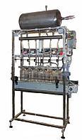 Автомат розлива питьевой воды РЗ-6 (5L), 6-ти головочный, до 900 б/час