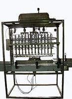 Автоматический розлив РЗ-12И (изобарический), до 1700 б/час