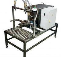 Полуавтомат розлива РПС-19 с контролем уровня налива, до 250 б/час