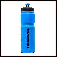 Бутылка 750мл Iron True синяя 750мл