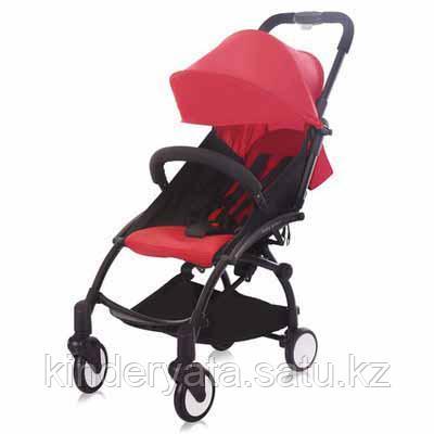 Прогулочная коляска BabyTime(красная)