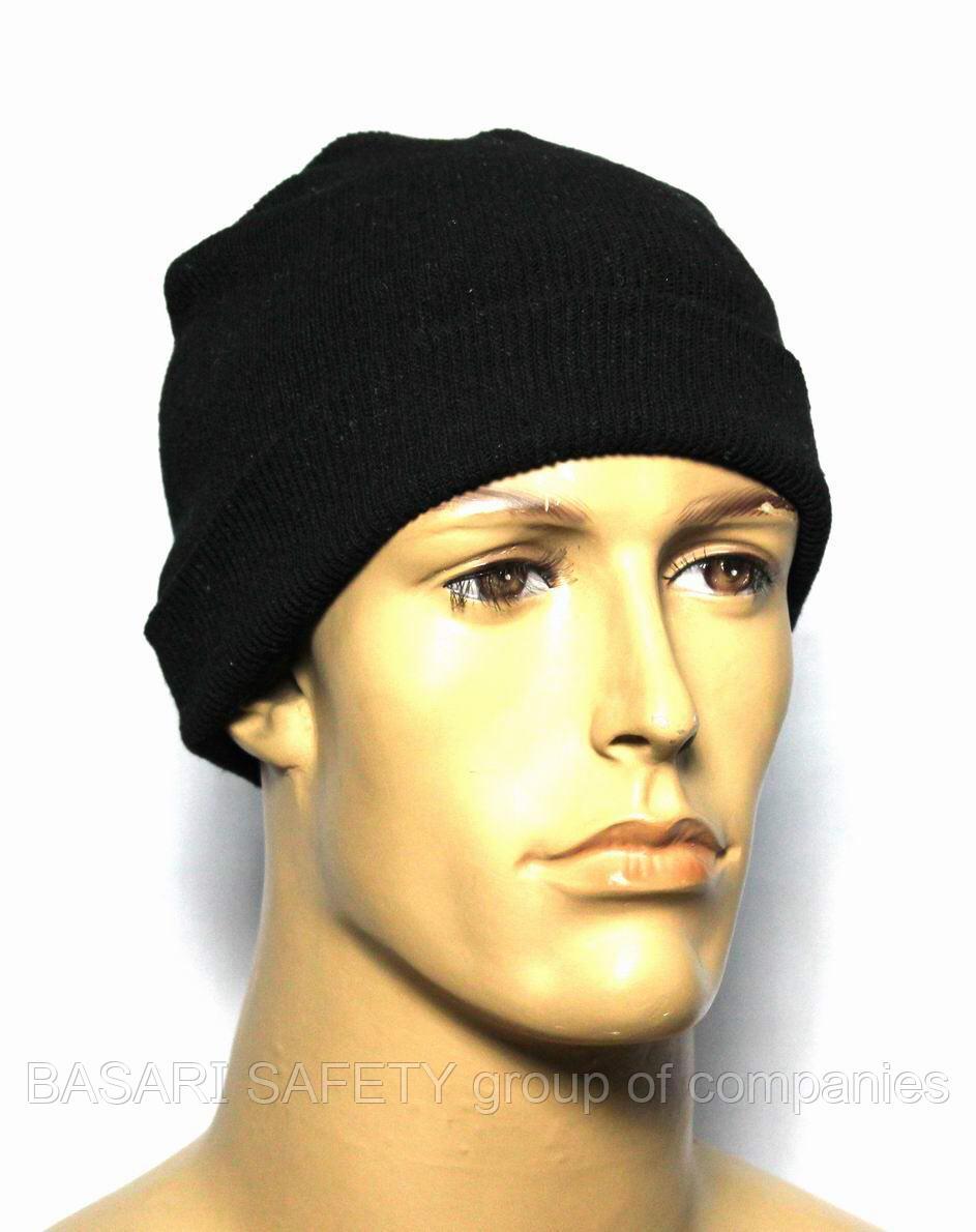 Рабочая шапка вязаная под каска, Рабочая шапка вязаная, ASPO