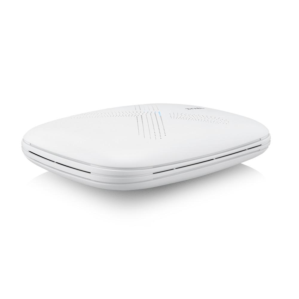 Zyxel Multy X (WSQ50) Гигабитный 2-диапазонный Wi-Fi машрутизатор AC3000, AC Wave2, MU-MIMO, 802.11a/b/g/n/ac