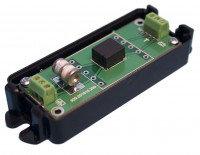 Пассивный одноканальный приемопередатчик видеосигнала видеосигнала 600 ТВЛ, с грозозащитой AVT-TRX103