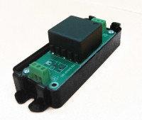 Пассивный одноканальный приемопередатчик видеосигнала 600 ТВЛ, с гальванической развязкой AVT-TRX106