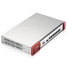 Zyxel VPN300 Межсетевой экран Rack, конфигурируемые GE порты 7xLAN и 1xSFP, 2xUSB3.0
