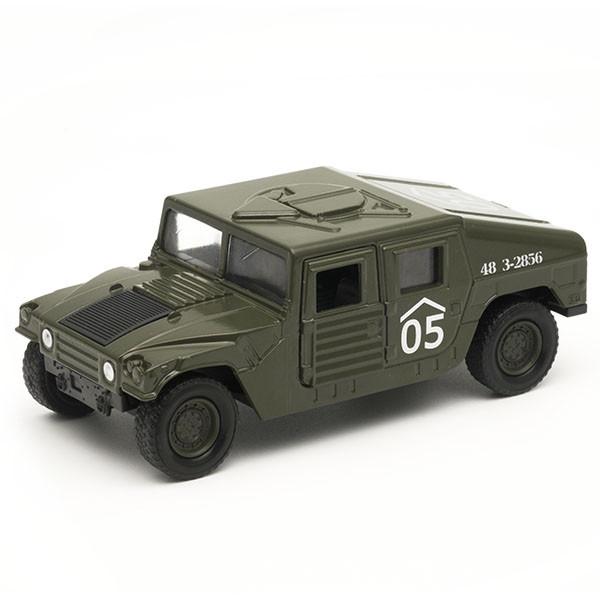"""1/34 Welly Коллекционная модель """"Военный Hummer"""""""
