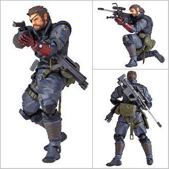 Фигурка Веном Снейк из Metal Gear Solid V: Phantom Pain