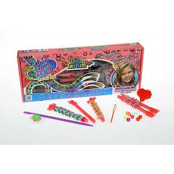 Loom 2800 Набор для плетения украшений для волос Hair Loom Studio - Double