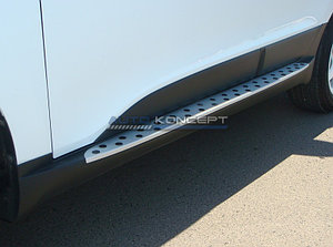 Пороги на Hyundai IX35 2010-2015