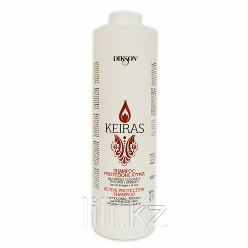 Шампунь для окрашенных волос - Dikson Keiras Shampoo Protezione Attiva 1000 мл.