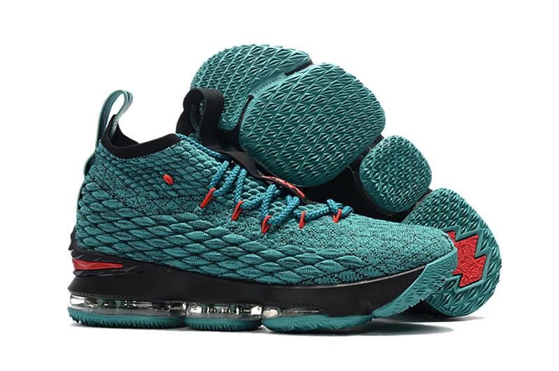 "Баскетбольные кроссовки Nike LeBron XV (15) ""Christmas"" (40-46)"