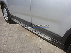 Пороги, подножки KIA Sorento 2012-