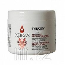 Маска для окрашенных волос - Dikson Keiras Maschera Protezione Attiva 500 мл.