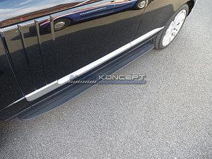 Пороги на Range Rover 2013-