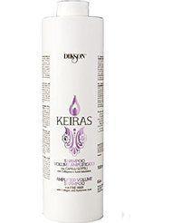 Шампунь для объёма тонких волос - Dikson Keiras Shampoo Volume Amplificato 1000 мл.