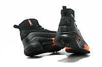 """Баскетбольные кроссовки Under Armour Curry IV """"Black/Orange"""" (36-46), фото 6"""