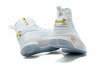 "Баскетбольные кроссовки Under Armour Curry IV ""White and Gold"" (36-46), фото 2"