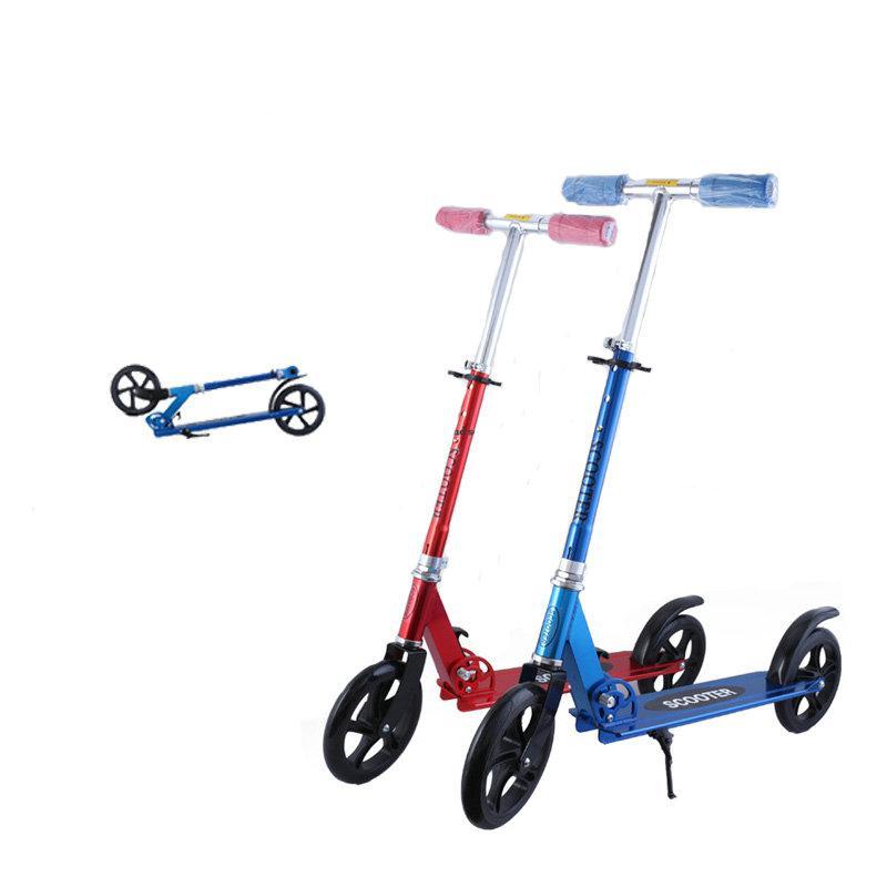 Самокат Adult Scooter до 100кг (самокат для взрослых) скутер для подростков, самокат для подростков)