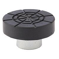 Резиновая опора для бутылочных домкратов, диаметр штока 28 мм. MATRIX РОССИЯ