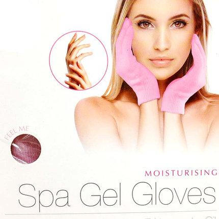 Увлажняющие силиконовые СПА-перчатки SPA GEL GLOVS, фото 2